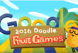 google doodle fruit games rio 2016