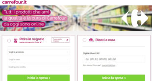 carrefour.it e-commerce