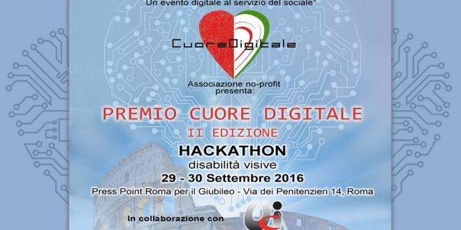 Premio Cuore Digitale, l'incontro delle abilità straordinarie