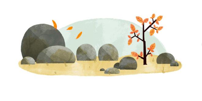 Google con un doodle ci ricorda che oggi inizia l'Autunno
