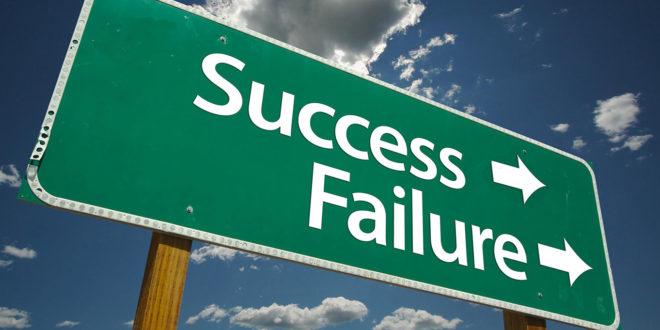 successo fallimento