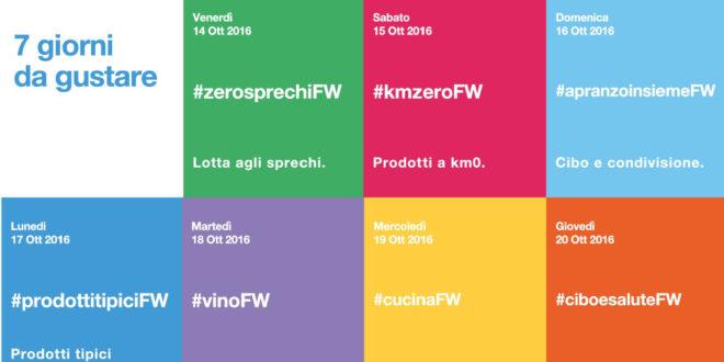 Twitter, ecco la settimana dedicata al Food – #ItalyFoodWeek