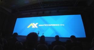 analytics experience 2016 roma