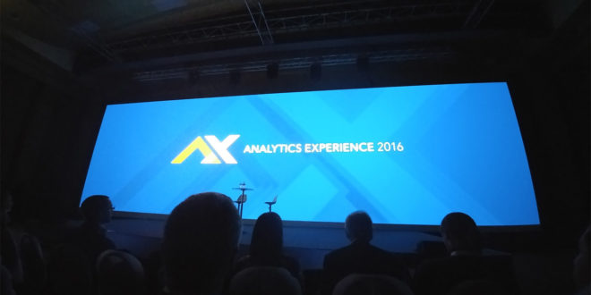 AnalyticsX, la Digital Transformation passa dall'analisi dei dati