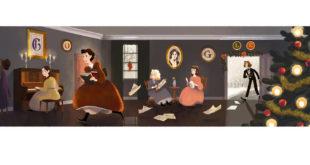 google doodle piccole donne