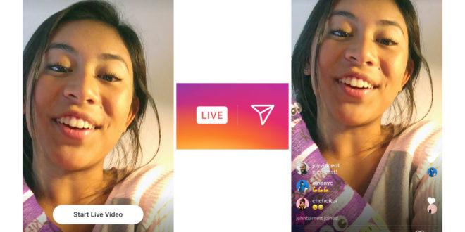 Instagram sempre più Snapchat, ecco Live Video e contenuti usa e getta