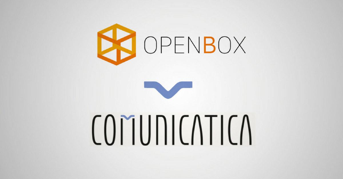 Continua la crescita di Comunicatica e Open-Box entra nel gruppo