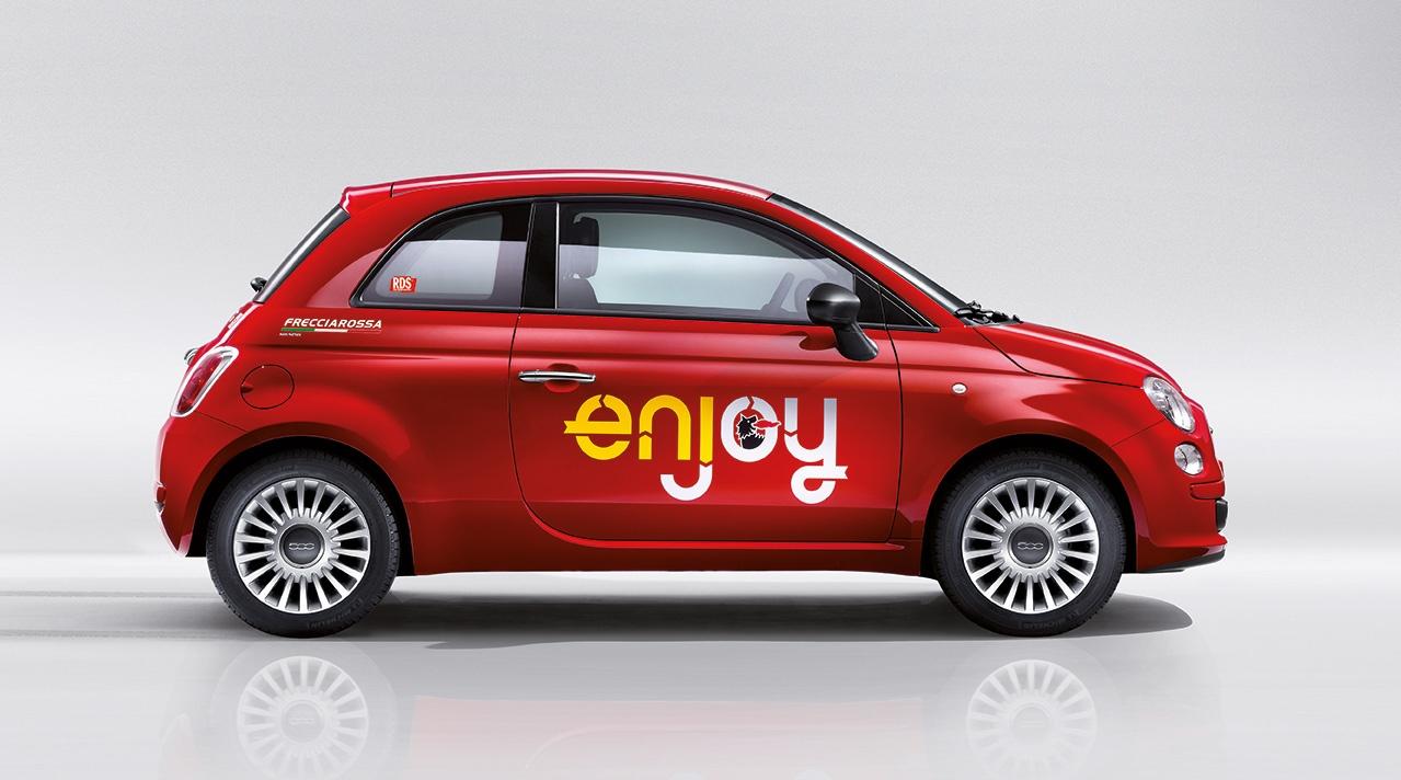 Enjoy Il Car Sharing Per La Mobilita Sostenibile Da Oggi E Anche