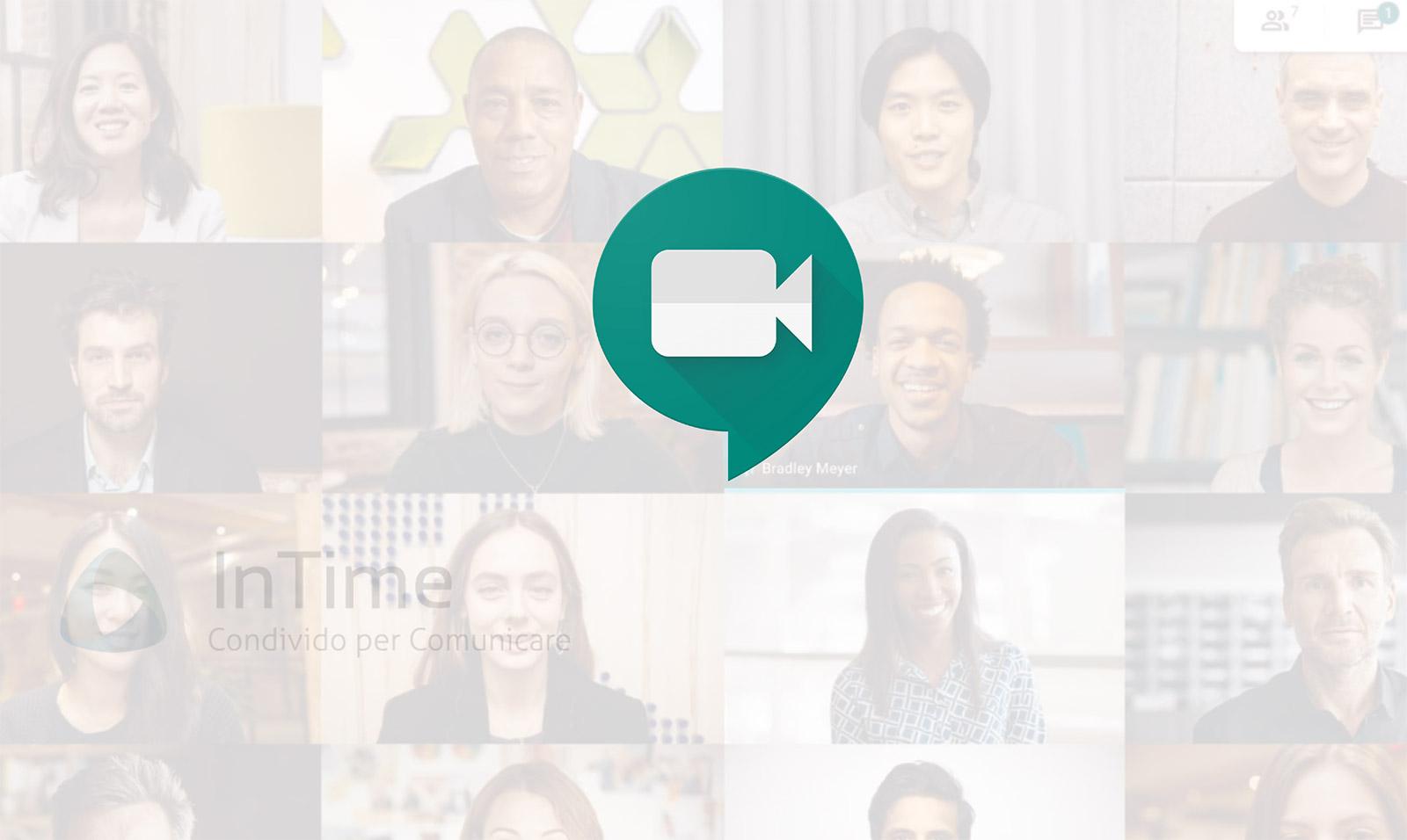 Google Meet diventa gratis per tutti fino al 30 settembre