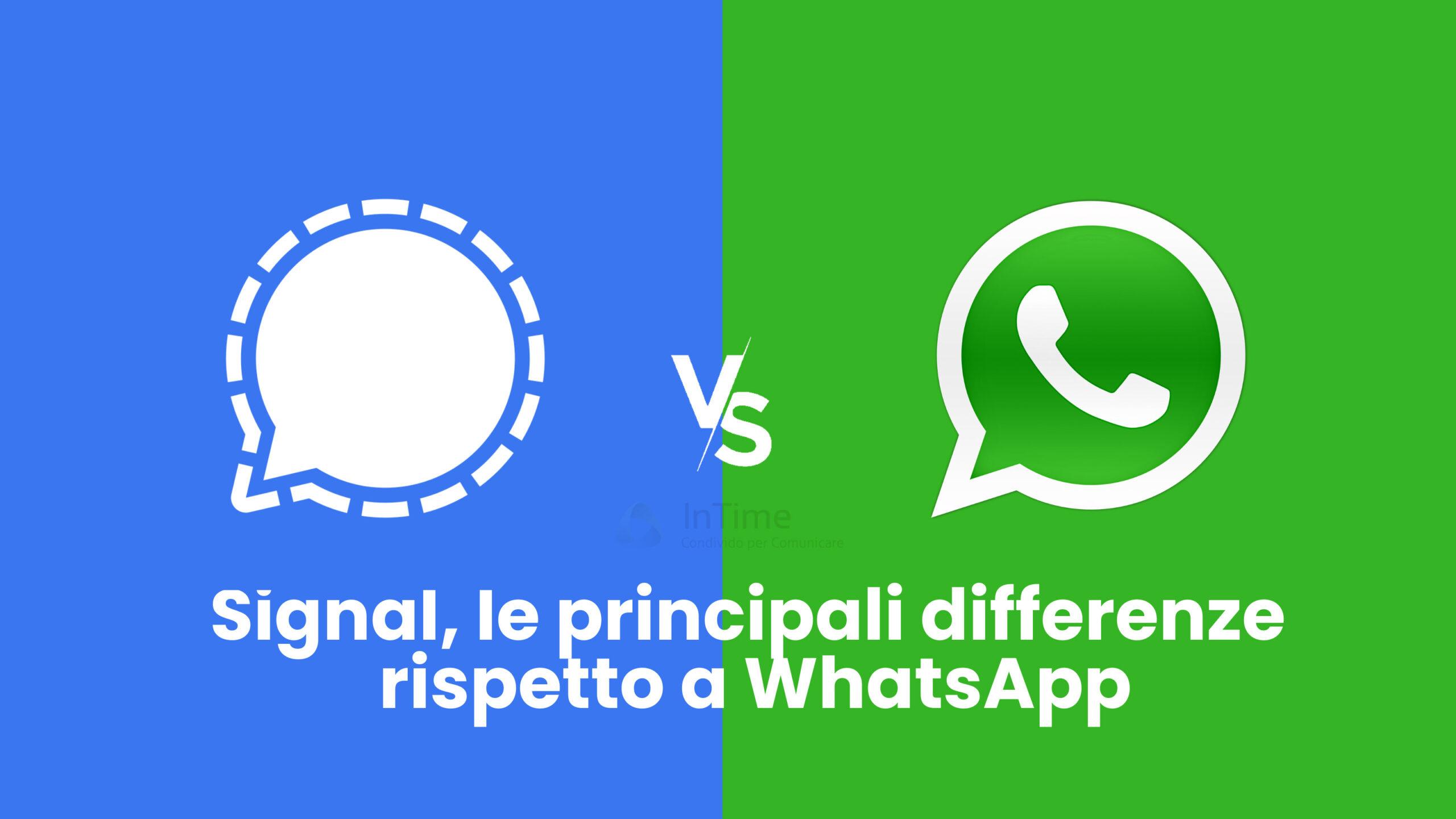 signal vs whatsapp franzrusso.it 2021