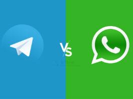 telegram whatsapp differenza franzrusso.it 2021