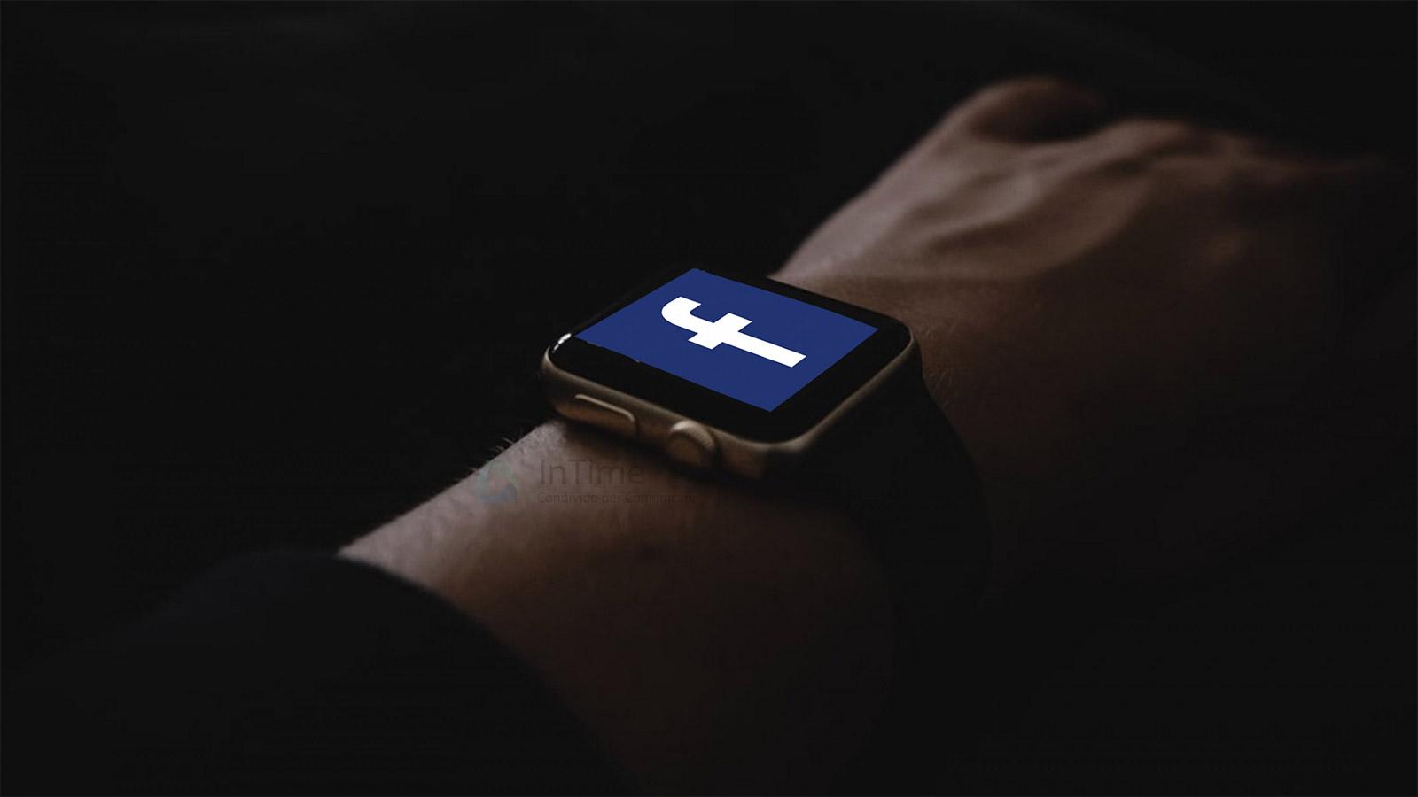 Facebook è pronta a lanciare il suo smartwatch nel 2022