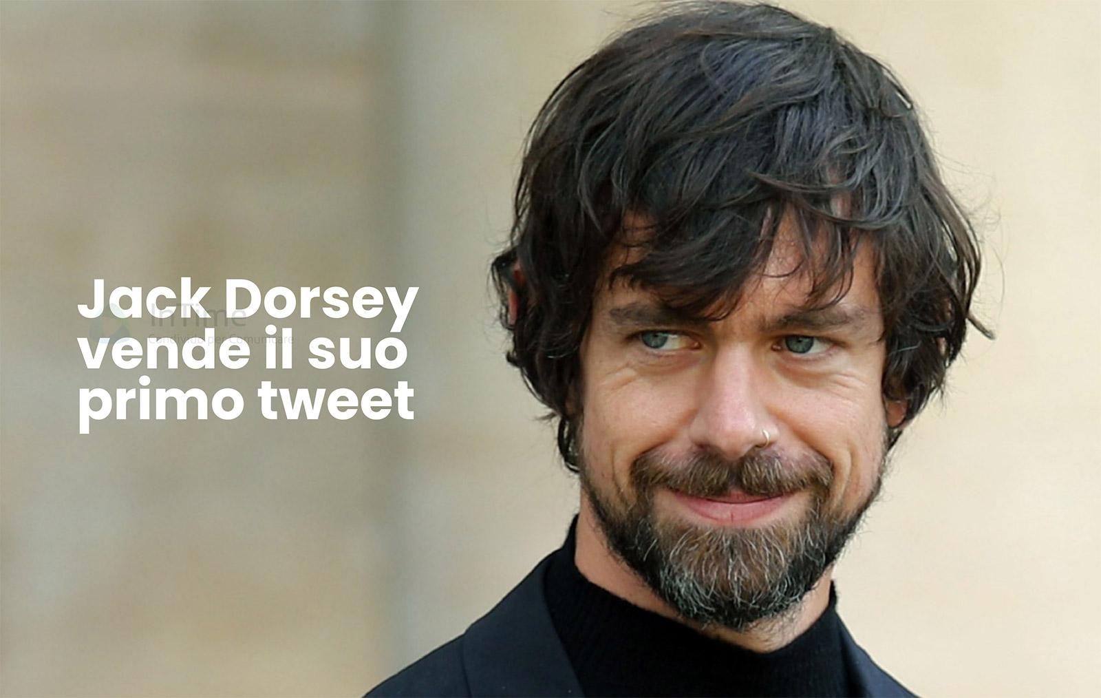 jack dorsey twitter primo tweet franzrusso.it