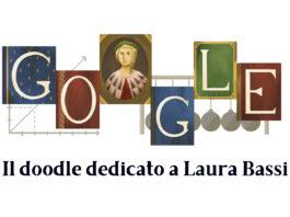 google doodle laura bassi