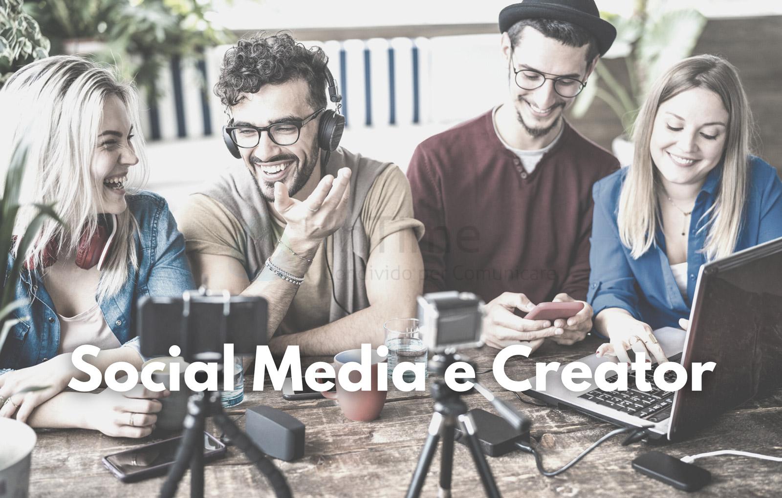 social media creator franzrusso.it