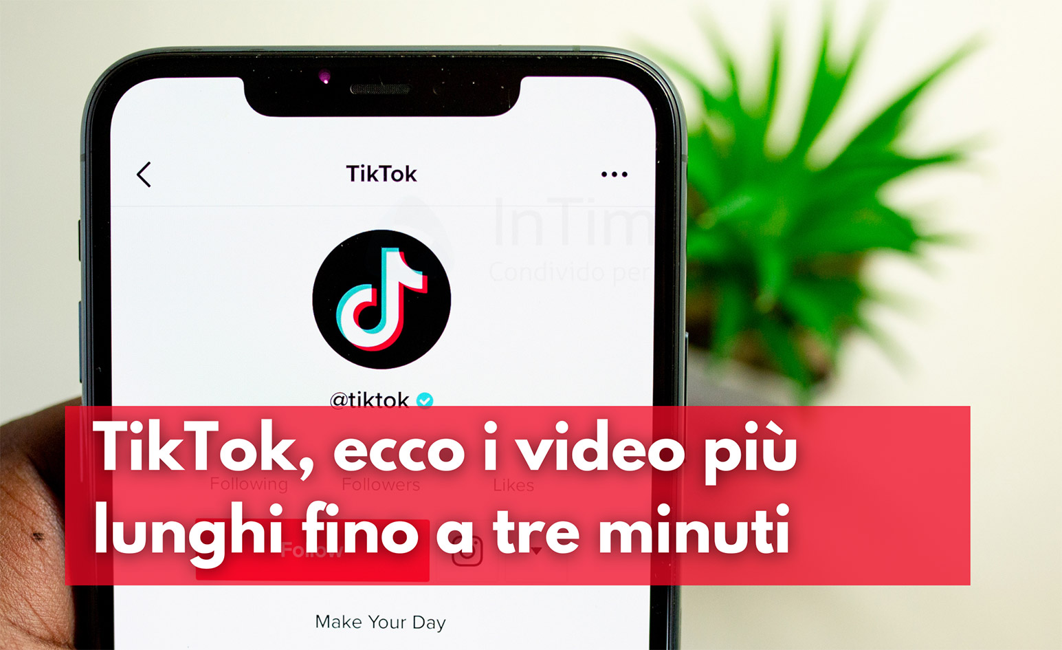 tiktok video lunghi 3 minuti franzrusso